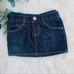 Baby Skirt Denim Skirt